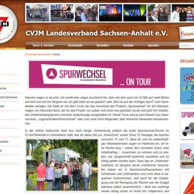 CVJM Sachsen-Anhalt