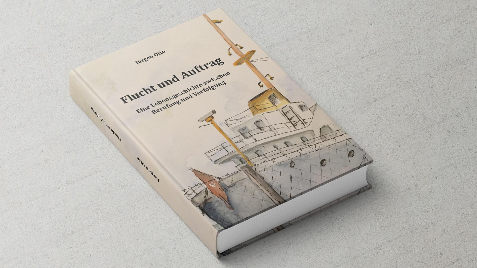 Flucht und Auftrage Buchcover